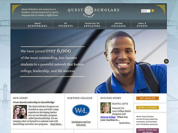 Quest Scholars Network