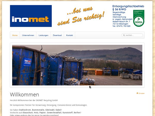 inomet Recycling GmbH